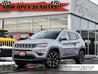 Used 2019 Jeep Compass Limited 4x4 l SOLD BY JANELLE THANK YOU!!! for sale in Burlington, ON