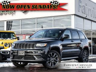 Used 2018 Jeep Grand Cherokee Overland l HIGH ALTITUDE l HEMI l PANO ROOF l NAV for sale in Burlington, ON