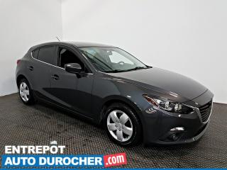 Used 2015 Mazda MAZDA3 GS AIR CLIMATISÉ - Sièges Chauffants - for sale in Laval, QC