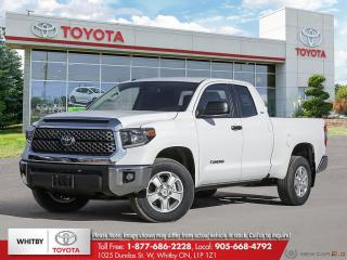 New 2020 Toyota TUNDRA 4X4 DOUBLE CAB FB20 for sale in Whitby, ON
