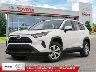 Used 2020 Toyota RAV4 LE for sale in Whitby, ON