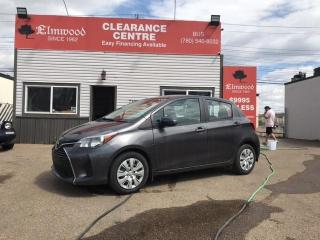 Used 2016 Toyota Yaris LE for sale in Edmonton, AB