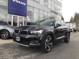 New 2020 Volvo XC40 T5 AWD Inscription for sale in Surrey, BC