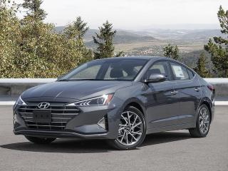 New 2020 Hyundai Elantra Luxury for sale in Maple, ON