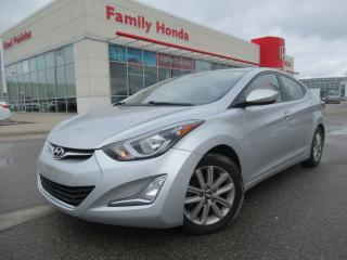 Used 2015 Hyundai Elantra 4dr Sdn Auto | SUNROOF | HEATED SEATS | for sale in Brampton, ON