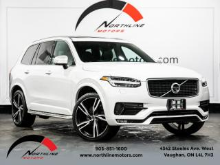 Used 2016 Volvo XC90 T6 R-Design|7 Passenger|Navigation|Vision Pkg|Bowers&Wilkins for sale in Vaughan, ON