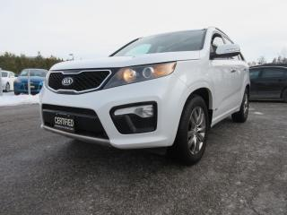 Used 2012 Kia Sorento AWD / SX/ NAVIGATION/ ACCIDENT FREE for sale in Newmarket, ON