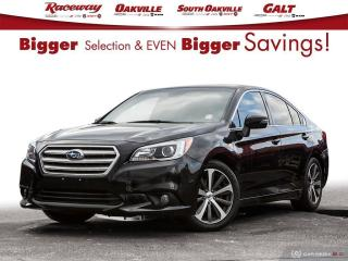 Used 2017 Subaru Legacy LIMITED for sale in Etobicoke, ON