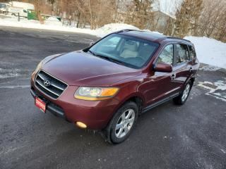 Used 2009 Hyundai Santa Fe AWD 4dr 3.3L Auto for sale in Mississauga, ON