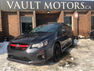 Used 2012 Subaru Impreza 4dr Sdn/ Well Maintained/ Keyless Entry/Alloy Wheels for sale in Brampton, ON