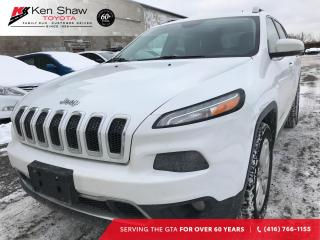 Used 2014 Jeep Cherokee   4WD   for sale in Toronto, ON