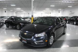 Used 2016 Chevrolet Cruze NO ACCIDENTS | BIG SCREEN | REAR CAM | REMOTE STARTER | BT for sale in Mississauga, ON