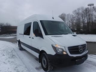 Used 2016 Mercedes-Benz Sprinter Crew 2500 5 passenger cargo van High Roof 170-in. WB Diesel for sale in Burnaby, BC