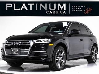 Used 2018 Audi Q5 2.0T quattro Progressiv, S-LINE, NAV, PANO, CAM for sale in Toronto, ON