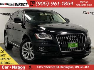 Used 2013 Audi Q5 2.0L Premium quattro| PANO ROOF| LOCAL TRADE| for sale in Burlington, ON
