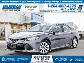 Used 2018 Toyota Camry L for sale in Winnipeg, MB