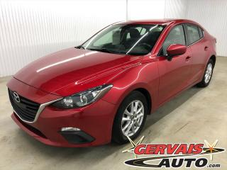 Used 2015 Mazda MAZDA3 GS MAGS CAMÉRA DE RECUL BLUETOOTH A/C GPS for sale in Trois-Rivières, QC