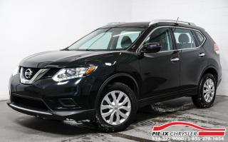 Used 2016 Nissan Rogue AWD - CAMÉRA DE RECUL - AIR CLIMATISÉ for sale in Montréal, QC