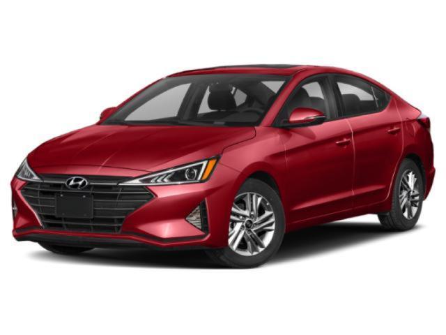 2020 Hyundai Elantra Preferred SUN AND SAFETY