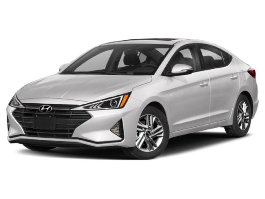 2020 Hyundai Elantra Luxury NO OPTIONS