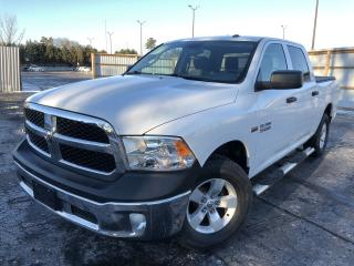 Used 2015 RAM 1500 Tradesman Crew 4X4 for sale in Cayuga, ON