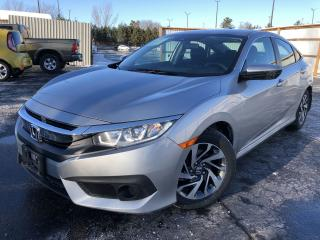 Used 2017 Honda CIVIC EX 2WD for sale in Cayuga, ON