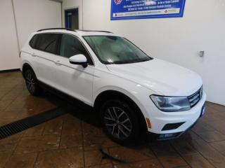 Used 2019 Volkswagen Tiguan Comfortline 4 MOTION AWD for sale in Listowel, ON