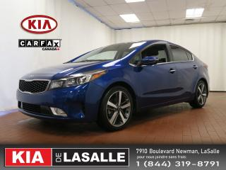 Used 2017 Kia Forte Sx Nav Toit for sale in Montréal, QC