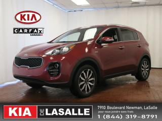Used 2017 Kia Sportage EX AWD for sale in Montréal, QC