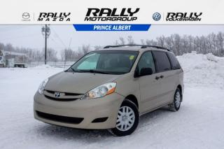 Used 2010 Toyota Sienna CE for sale in Prince Albert, SK