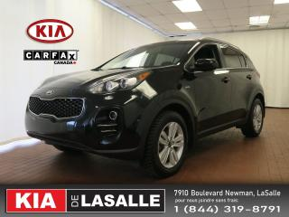 Used 2017 Kia Sportage Lx Awd Caméra for sale in Montréal, QC