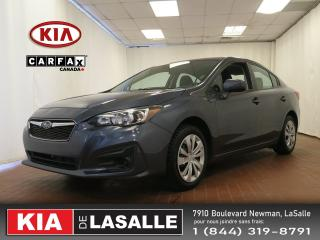 Used 2017 Subaru Impreza Convenience Caméra for sale in Montréal, QC