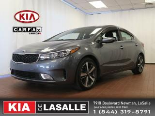Used 2018 Kia Forte Ex+ -Applecarplay for sale in Montréal, QC