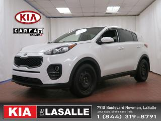 Used 2017 Kia Sportage LX Bluetooth for sale in Montréal, QC
