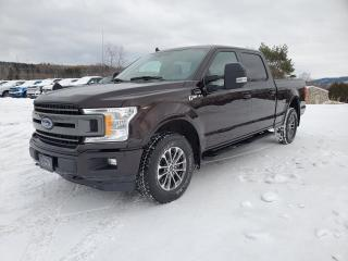 Used 2018 Ford F-150 F150 SPORT CREW 4X4 BTE 6.5P for sale in Vallée-Jonction, QC