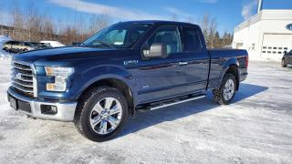 Used 2016 Ford F-150 XTR, 4X4,  SUPER CAB, 20 PCES, ÉCOBOOST for sale in Vallée-Jonction, QC