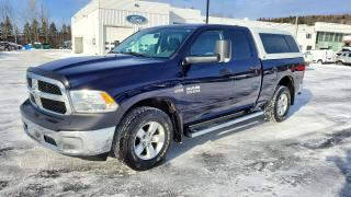 Used 2017 RAM 1500 SXT QUAD CAB V8 5.7L 4X4, BTE FIBRE for sale in Vallée-Jonction, QC