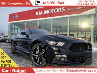 Used 2016 Ford Mustang GT California Special | LEATHER | NAVI |6 SPEED MT for sale in Georgetown, ON