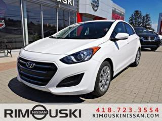 Used 2017 Hyundai Elantra GT 5dr HB Auto GL **BAS KM** for sale in Rimouski, QC