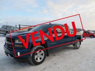 Used 2017 Chevrolet Silverado 1500 LT cabine multiplace 143,5 po 4RM avec 1 for sale in Lévis, QC