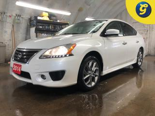 Used 2014 Nissan Sentra SR * Remote start * Passive/Keyless entry * Automatic headlights with fog lights * Push button ignition * Climate control * Phone connect * Hands free for sale in Cambridge, ON