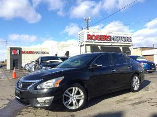 Used 2013 Nissan Altima 3.5 SL - SUNROOF - LEATHER - REVERSE CAM for sale in Oakville, ON