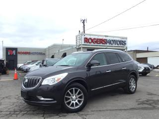 Used 2016 Buick Enclave AWD - NAVI - 7 PASS - PANO ROOF - LEATHER for sale in Oakville, ON