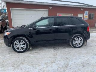 Used 2012 Ford Edge Limited for sale in Saskatoon, SK