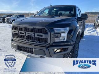 New 2020 Ford F-150 Raptor - Voice-Activated Navigation - Pro Trailer Backup Assist for sale in Calgary, AB