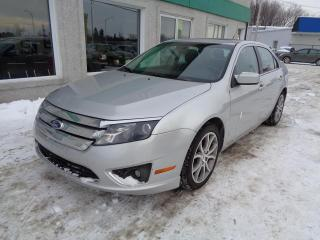 Used 2011 Ford Fusion Berline 4 portes V6 SEL, traction intégr for sale in St-Jérôme, QC