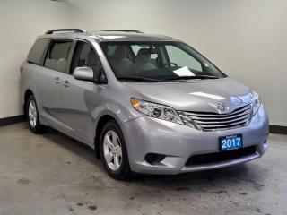 Used 2017 Toyota Sienna LE 8-Passenger V6 *NO ACCIDENTS * ONE OWNER * for sale in Port Moody, BC