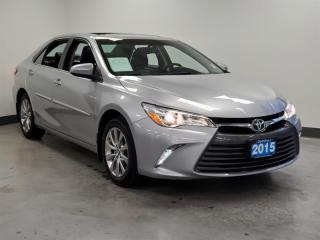 Used 2015 Toyota Camry 4-Door Sedan XLE 6A for sale in Port Moody, BC
