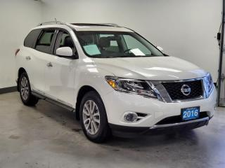Used 2016 Nissan Pathfinder SL V6 4x4 at for sale in Port Moody, BC