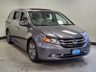 Used 2016 Honda Odyssey Touring TOURING for sale in Port Moody, BC